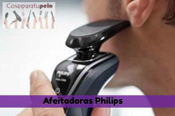 Las mejores afeitadoras Philips