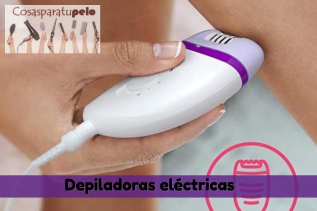 Depiladora eléctricas