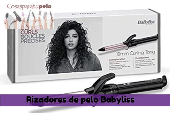 Los mejores rizadores de pelo Babyliss